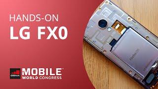 """LG Fx0: o smartphone """"transparente"""" que roda o Firefox OS"""