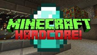 Hardcore Minecraft: Ep 9 - Level 30 Enchantments!