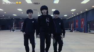 Dragon boys/lin qiunan scene/film