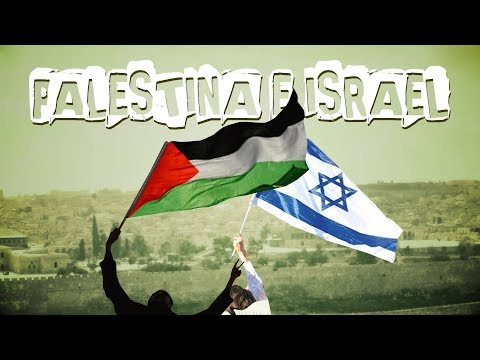 HISTÓRIA GERAL #36 ISRAEL E PALESTINA