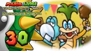 Mario & Luigi Viaggio al centro di Bowser 3DS ITA [Parte 30 - Amnesia] thumbnail