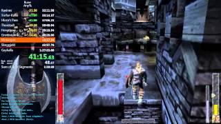 Rune Speedrun in 1:23:01 [Personal Best]