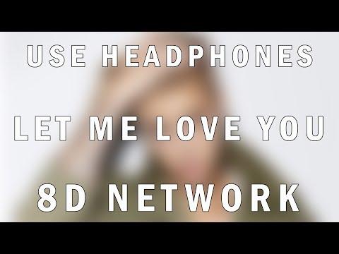DJ Snake ft Justin Bieber - Let Me Love You (8D AUDIO)