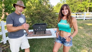 American Made Grill/Fire Pit