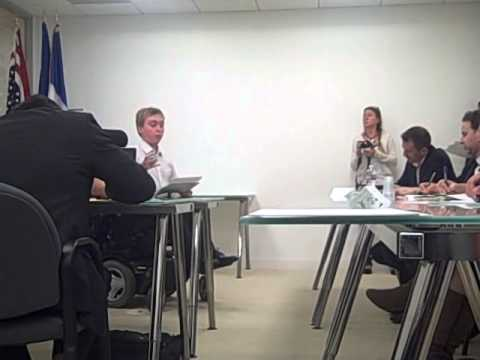 French Consulate Debate pt  1 of 8 Introductions   1NC