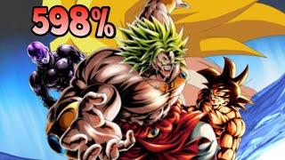 YENİ ESKİ Artışı Vitrin, Mono Sarı Takım! | Dragon Ball DB Efsaneleri