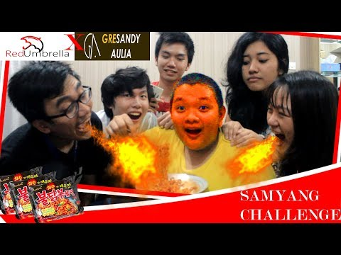 1. #REYCHA Samyang Challenge With Red Umbrella Production And Gresandy Aulia