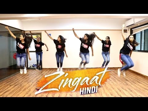 Zingaat Hindi | Dhadak | Choreography By WWC PALGHAR |