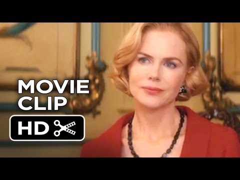 Grace Of Monaco Movie CLIP - Marriage In Crisis (2014) - Nicole Kidman Movie HD