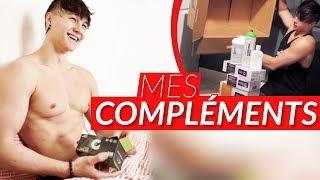 MES COMPLÉMENTS ALIMENTAIRES !! #Unboxing | VLOG #8