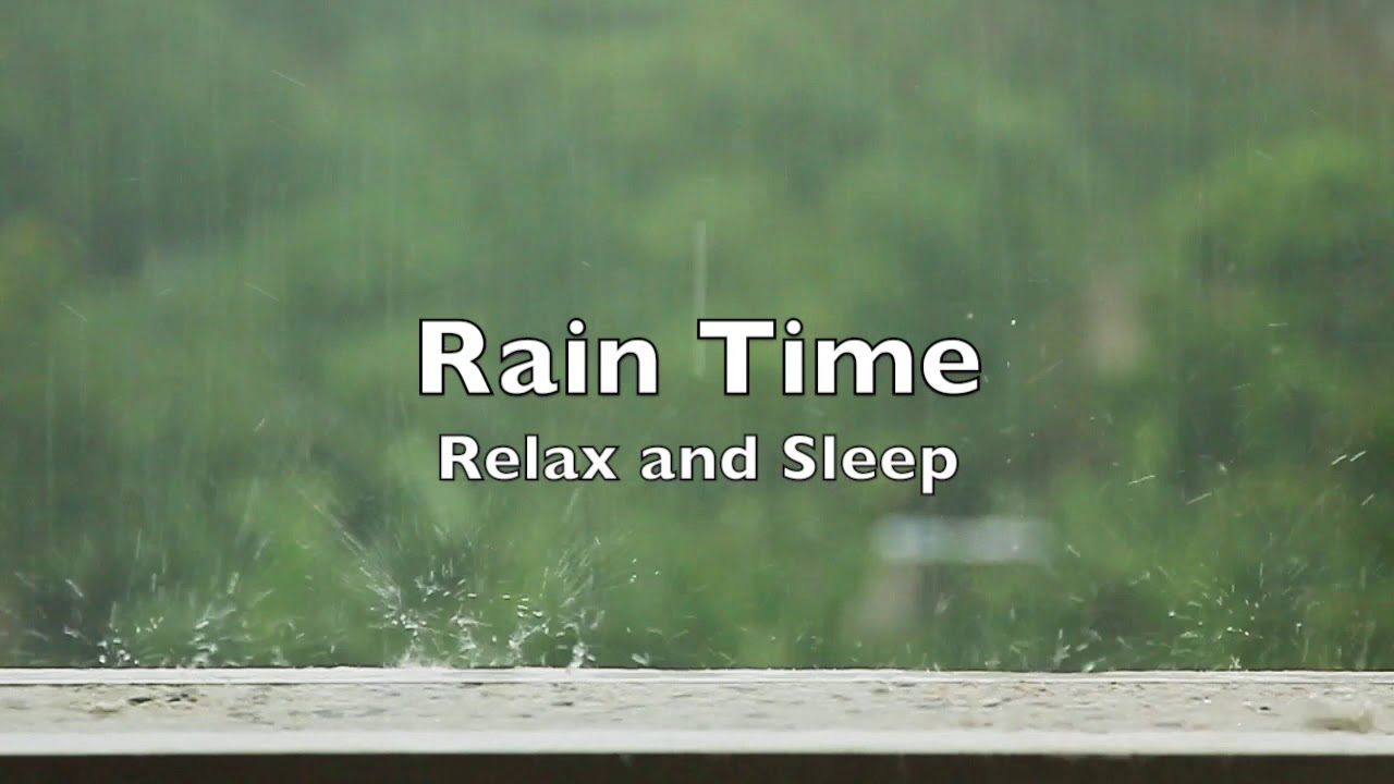 Rain Time - Nature Sounds | Rain Sounds | Relax and Sleep | Android and iOS  app
