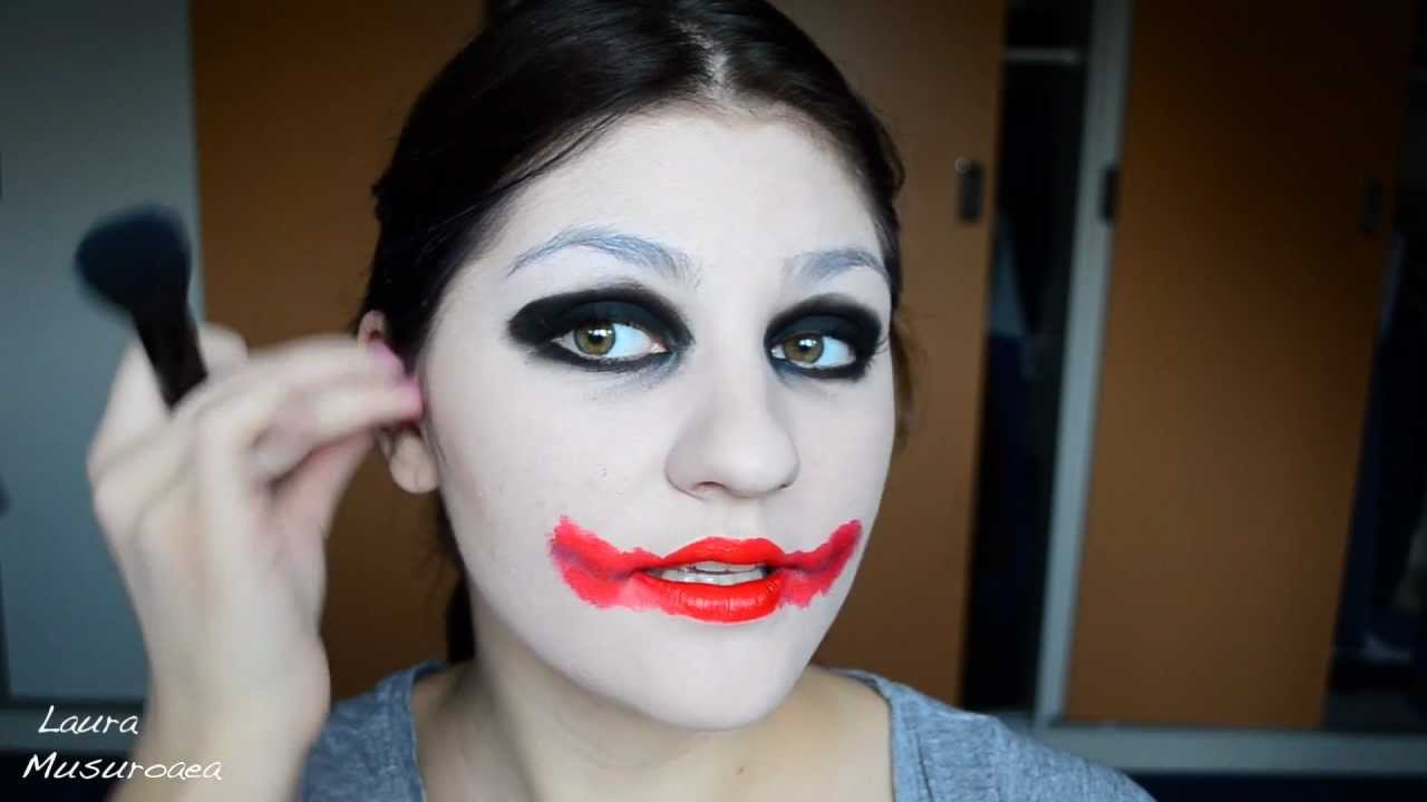 Joker Woman Halloween Youtube