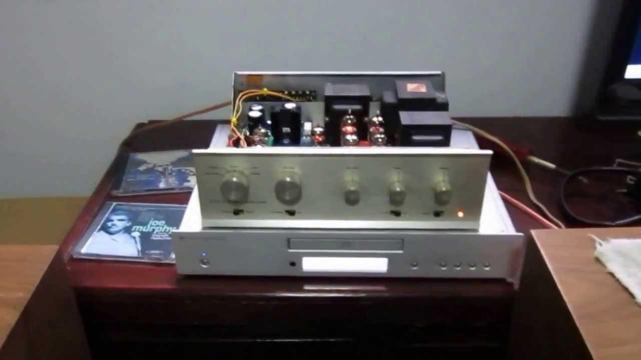 Dynaco SCA 35 with EFB Mod