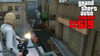 GTA 5 Online Und Action! Deutsch #519 Let´s Play GTA V Online