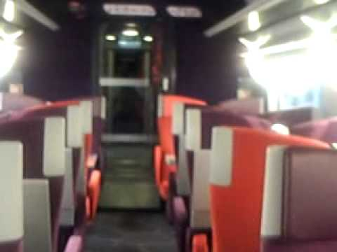 Interieur tgv lacroix 2 me classe youtube for Interieur tgv