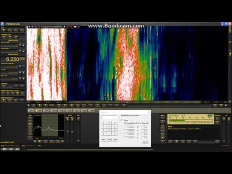 Echo of Hope (South Korea) with North Korean jamming 6250 kHz