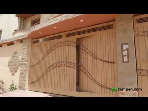 400 SQUARE YARD HOUSE FOR SALE IN GULISTAN-E-JAUHAR - BLOCK