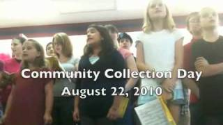 Community Collection Day Summer 2010