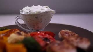 Дзадзики - средиземноморская кухня