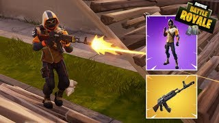 FORTNITE - *NEW WEAPON* + NEW *INITIATION PACK* + FILTRATIONS v6.22!