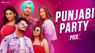 Punjabi Party Mix -Deejay Rax & Dj Raahul Pai | Zee Music Official