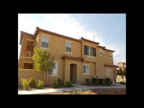 3 Bedroom + Loft Rental Townhouse in a Gated Community in Henderson, NV near Green Valley & 215