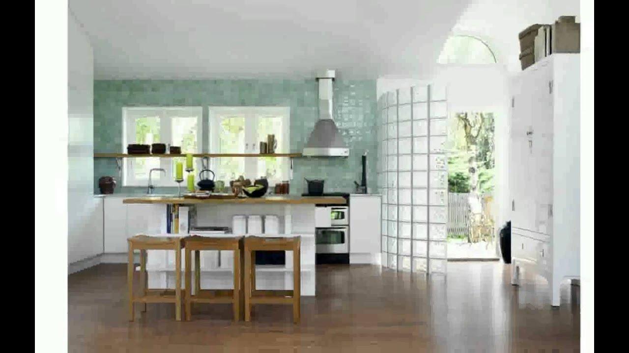 küche dekoration wand youtube