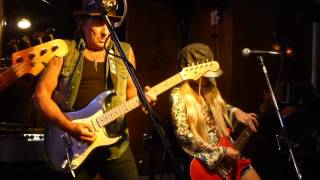 Joe Bonamassa, Orianthe and Richie Sambora~Pride and Joy~Maui Sugar Mill 8/7/16