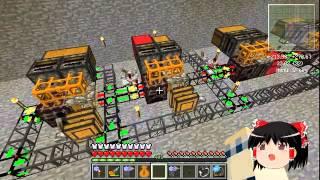 【Minecraft】科学の力使いまくって隠居生活隠居編 Part100【ゆっ…