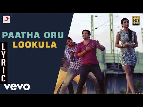 Innimey Ippadithaan - Paatha Oru Lookula Lyric | Santhanam, Ashna Zaveri