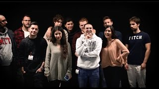 Greek Youtubers at Youtube space London (ft/ 2J)