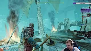 God of War - Убийство всех Валькирий и прохождение игры до конца! #6