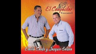 GRABADA EN MI PECHO - Emilio Conde y Joaquín Solano - Autor: Emilio Conde