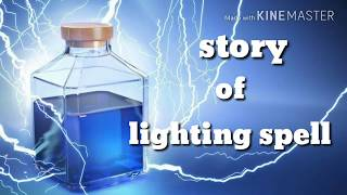 Story of lighting spell |clash of clans|By coc sky