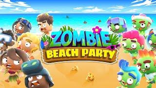 Zombie Beach Party