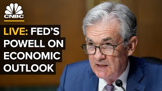 LIVE: Fed Chair Powell speaks on economy at the annual Jackson Hole Symposium — 8/27/21 thumbnail