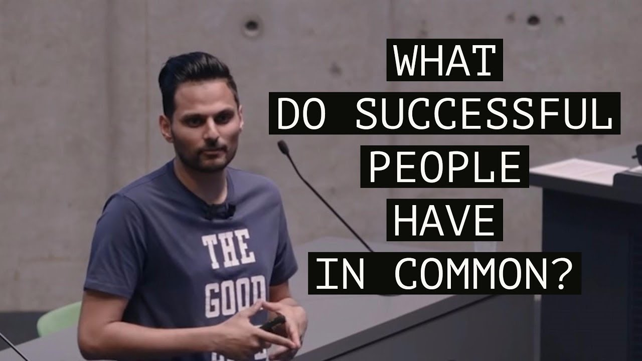 What do Successful People Have in Common? - Motivation by Jay Shetty