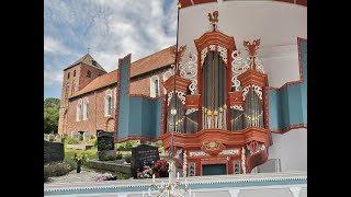 Uttum (D), ref. Kirche - Orgelvorstellung