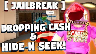🔴 Roblox Jailbreak Livestream ( Simon Says and Hide N Seek in Jailbreak (fr) Venez JOIN