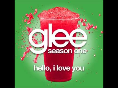Glee - Hello I Love You (DOWNLOAD MP3+LYRICS)