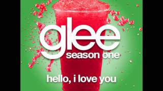 Glee - Hello I Love You (DOWNLOAD MP3+LYRICS)