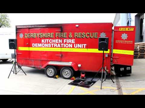 Music Gear Direct - Kit Out Derbyshire Fire Depo Feat H-Dawg
