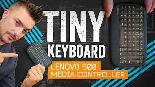 The Lenovo 500 Multimedia Controller Is A Remote For Your PC