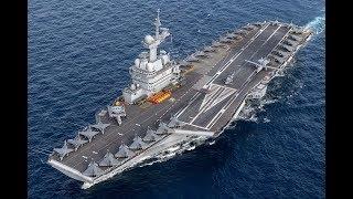Charles de Gaulle : un porte-avions modernisé (#JDEF)