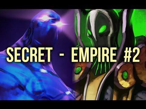[EPIC] Secret vs Empire ESL One Manila LB Game 2 Dota 2