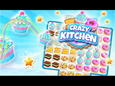 Lovely Crazy Kitchen (level 251)