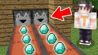 як в майнкрафт зробити ферму алмазів без модов