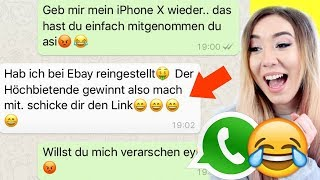 LACHER WhatsApp von BESTEN FREUNDEN...