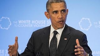Prueba de fuerza en Washington de la comunidad internacional contra el terrorismo islamista