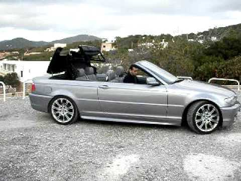 bmw e46 cabrio youtube. Black Bedroom Furniture Sets. Home Design Ideas